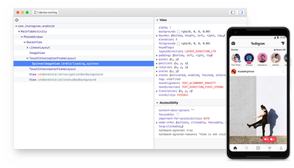 Flipper · Extensible mobile app debugging